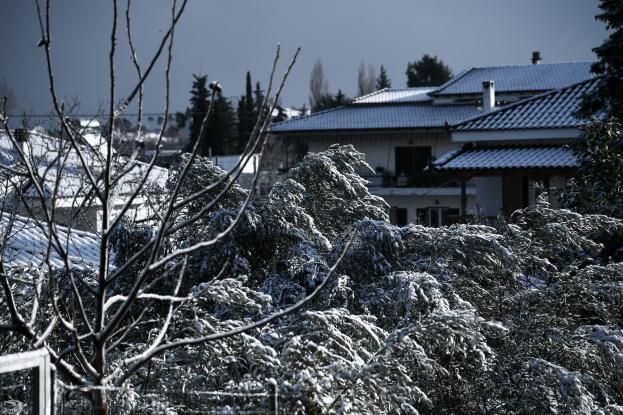 Κακοκαιρία «Λέανδρος»: Πού θα χτυπήσει ο χιονιάς