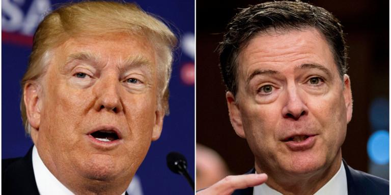 Πρώην διευθυντής του FBI για Τραμπ: «Σαν δίχρονο που αποζητά διαρκώς επιβεβαίωση»