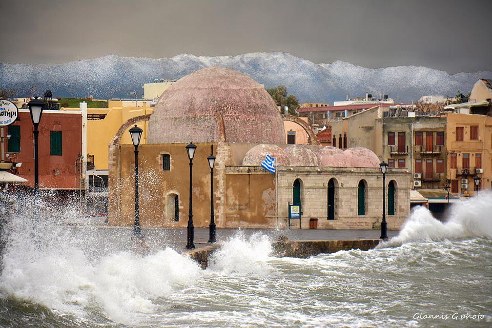 Μeteo: Εθνικά μετεωρολογικά ρεκόρ του 2020 - Τα Χανιά πρώτα σε βροχές και το Ηράκλειο σε ζέστη