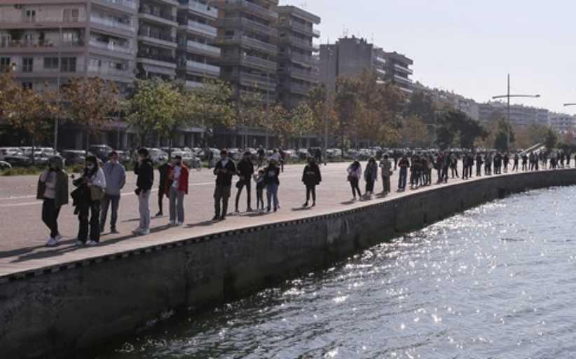 Θεσσαλονίκη: Τα λύματα δείχνουν μεγάλη διασπορά του μεταλλαγμένου κορονοϊού
