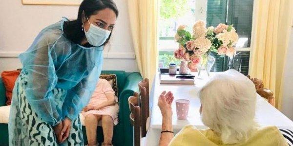 Κορονοϊός: 117 ετών η Ελληνίδα που έκανε το εμβόλιο - Γιατί έχασε το ρεκόρ Γκίνες