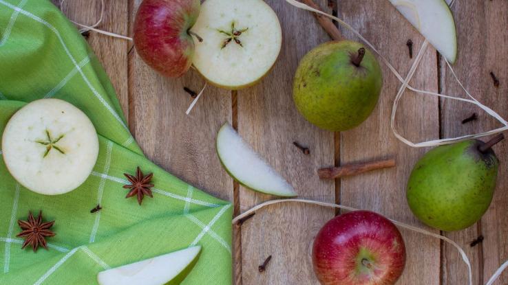 Τέσσερα κιλά μείον και λιγότερο λίπος στην κοιλιά με  φρούτο πριν το γεύμα