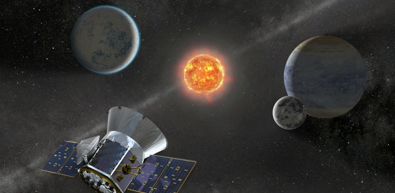 NASA: Ανακάλυψε ασυνήθιστο αστρικό σύστημα με 6 ήλιους και 6 εκλείψεις
