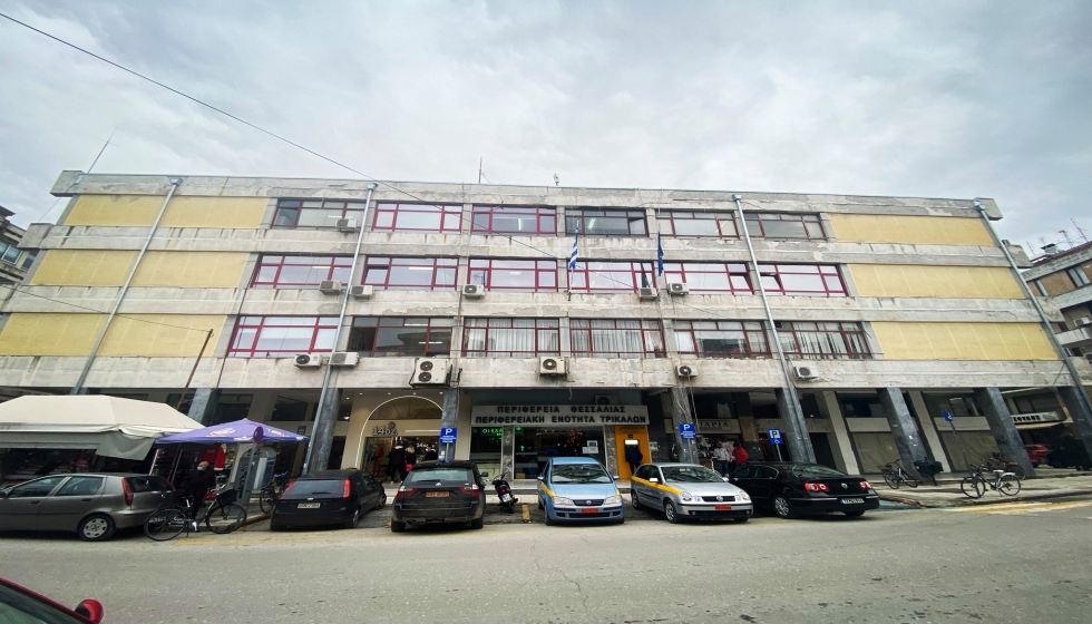 Ο Δήμος Τρικκαίων αλλάζει το κτήριο της πρ. Νομαρχίας