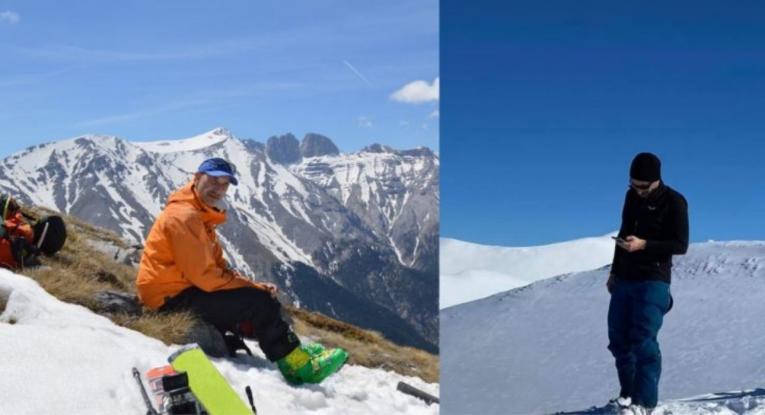 Όλυμπος: Χιονοστιβάδα καταπλάκωσε δύο γιατρούς