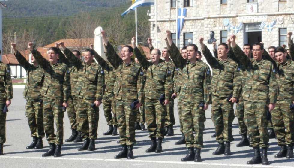 Αύξηση θητείας κατά 3 μήνες στο Στρατό Ξηράς...