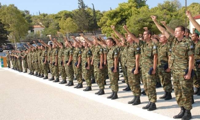 Κατάρτιση Στρατολογικών Πινάκων Στρατευσίμων Κλάσεως 2026 - Κάλεσμα προς αρένες γεννηθέντες 2003