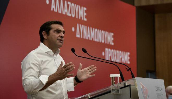 ΣΥΡΙΖΑ: Αλλαγές στην