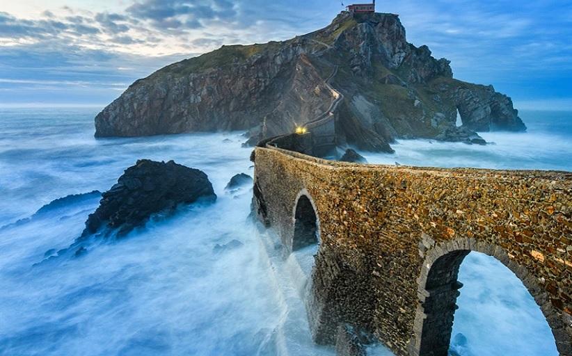 Το  νησί Dragonstone από το θρυλικό «Game of Thrones»