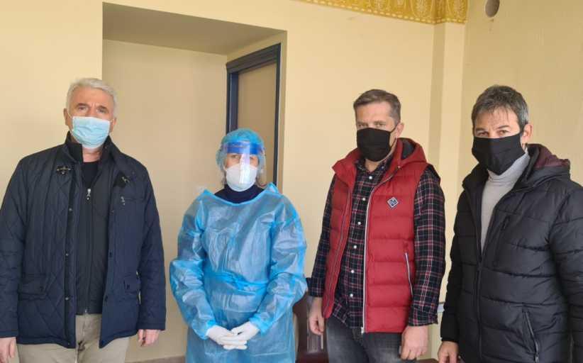 Αποτελέσματα των rapid tests στην Κοινότητα Σαρακίνας  - Την Πέμπτη στην Ασπροκκλησιά
