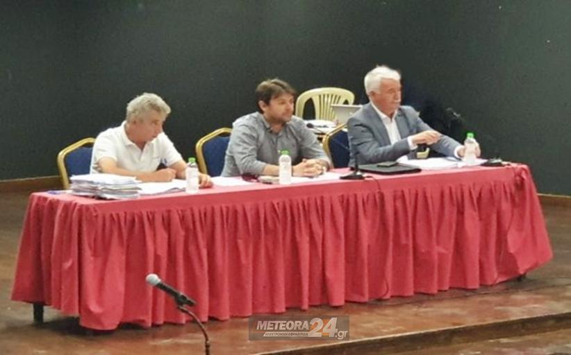 Συνεδριάζει το Δημοτικό Συμβούλιο του Δήμου Μετεώρων (4/3)