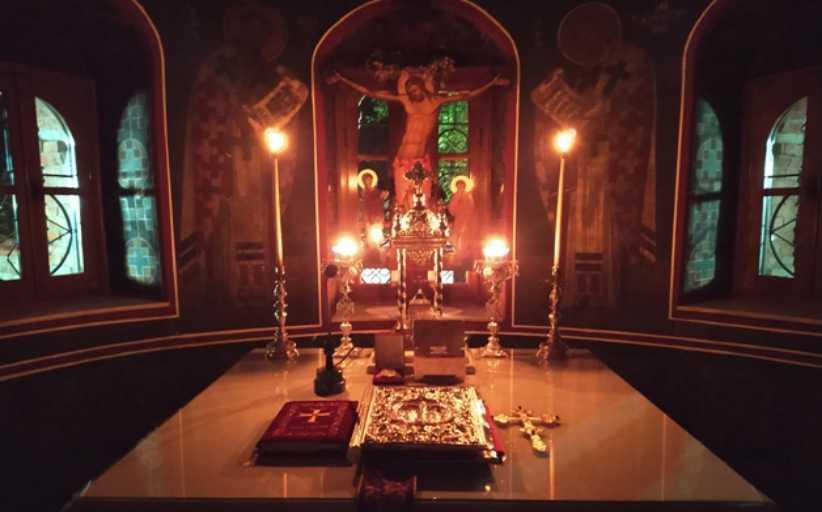 Πρόγραμμα Ιερών Ακολουθιών και Μυστηρίων