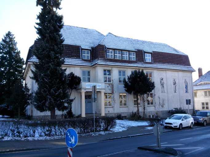Βιβλιοθήκη Καλαμπάκας: Διαδικτυακή ξενάγηση με το Ελληνικό Σχολείο Bielefeld στη Γερμανία