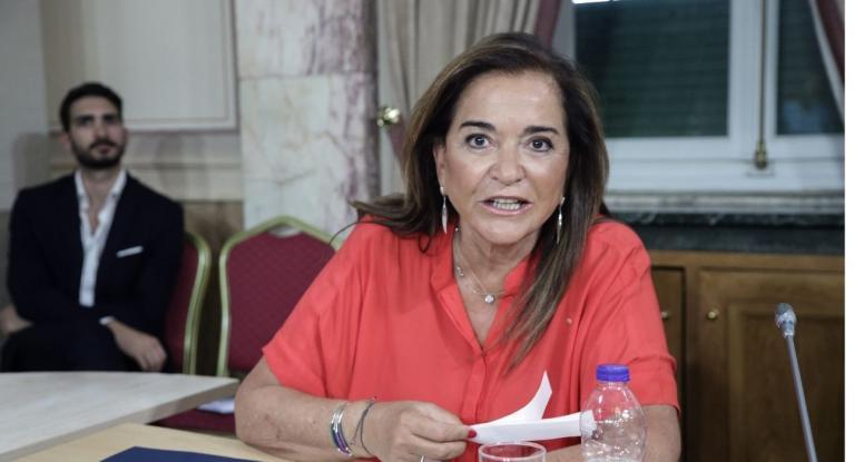 Μπακογιάννη για Ικαρία - Δεν προστάτεψαν τον πρωθυπουργό