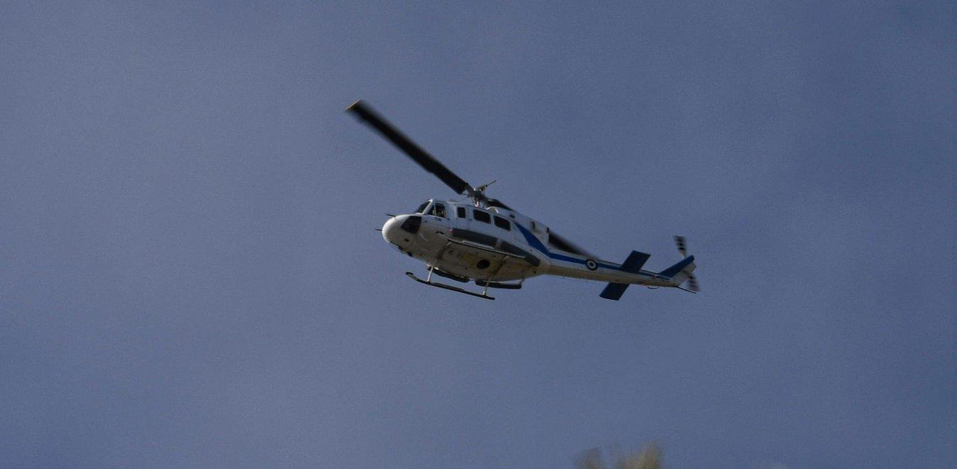 Ιωάννινα: Εντοπίστηκαν  τελικά σε χαράδρα τα συντρίμμια του αεροσκάφους
