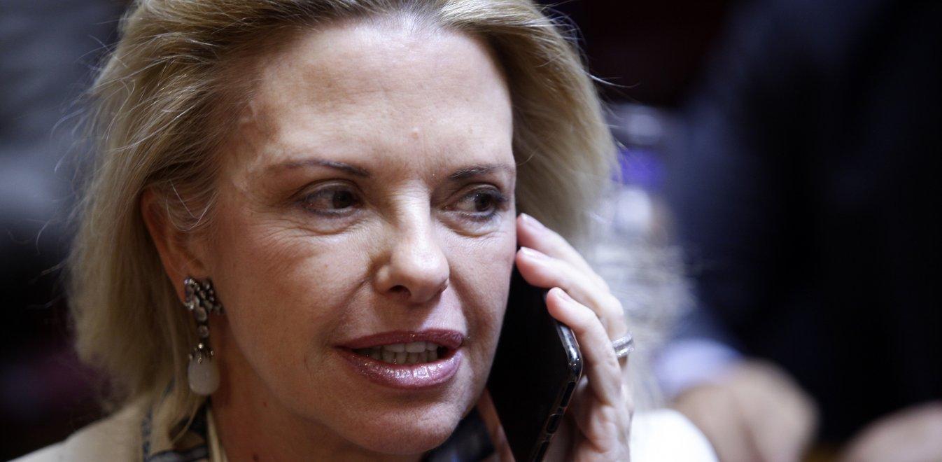 Βόζεμπεργκ: Να παραιτηθεί η Λίνα Μενδώνη