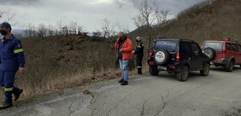 Κυνηγοί φέρεται να εντόπισαν συντρίμμια του εκπαιδευτικού αεροσκάφους στην Ελάτη