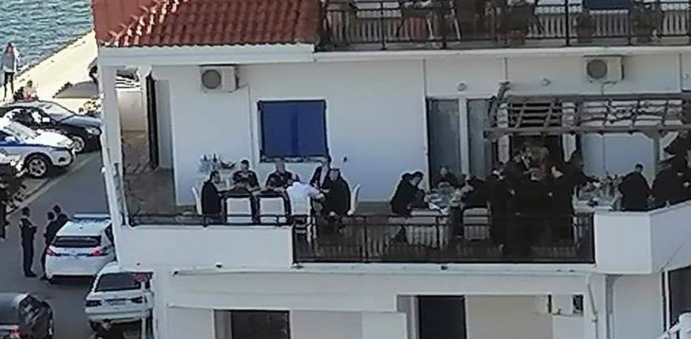 Βίντεο από το γλέντι στην Ικαρία