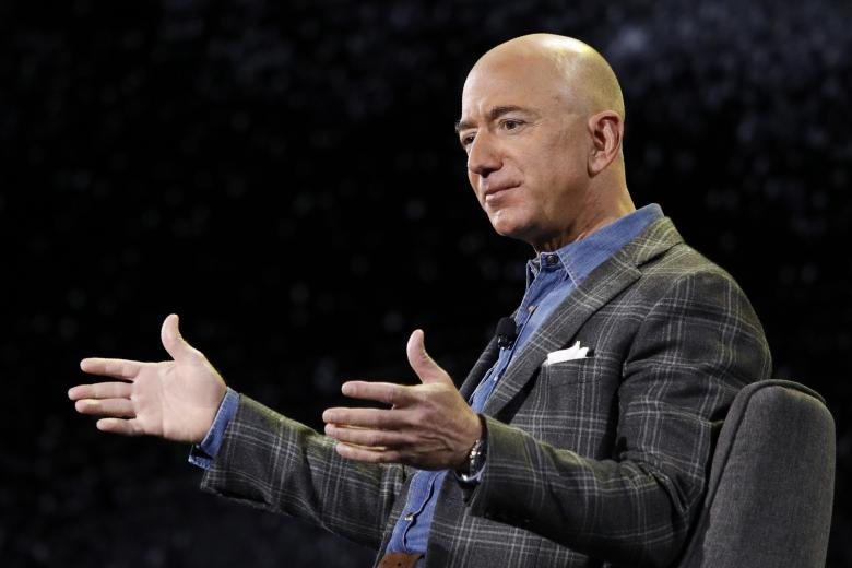 Jeff Bezos - Amazon: Δεν βγαίνω στη σύνταξη