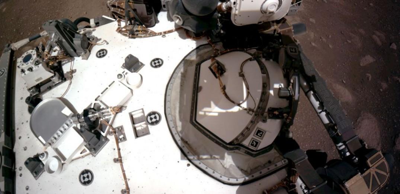 Το πρώτο βίντεο της προσεδάφισης του ρομποτικού ρόβερ Perseverance στον Άρη