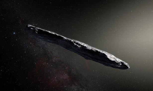 Καθηγητής Χάρβαρντ: «Το 2017 μας επισκέφτηκαν εξωγήινοι»