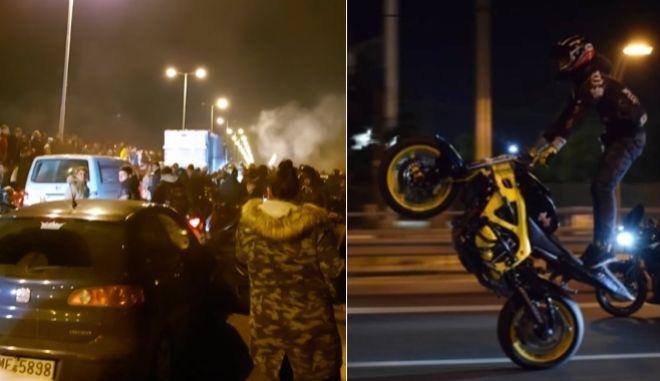 Antreas Rigo: Κοσμοσυρροή με μηχανές στο σημείο που σκοτώθηκε