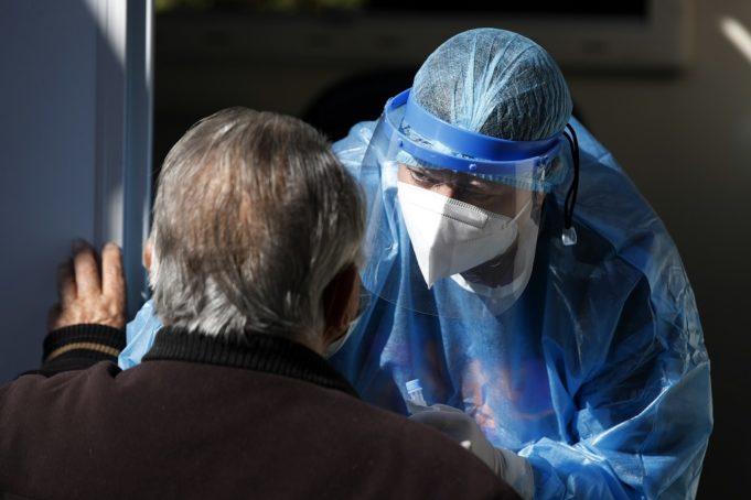 Το πρόγραμμα τωνμαζικώνδειγματοληπτικών ελέγχων ανίχνευσης κορωνοιού στη Θεσσαλία αύριο Δευτέρα