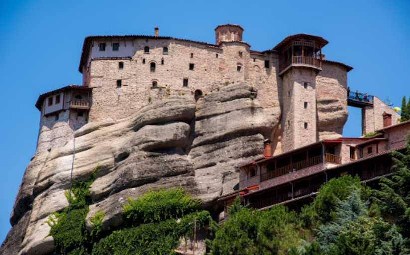 Ευχετήρια Επιστολή του Εντεταλμένου συμβούλου τουρισμού Ι. Μπουτίνα, προς την Ηγουμένη της Ιεράς Μονής Ρουσάνου