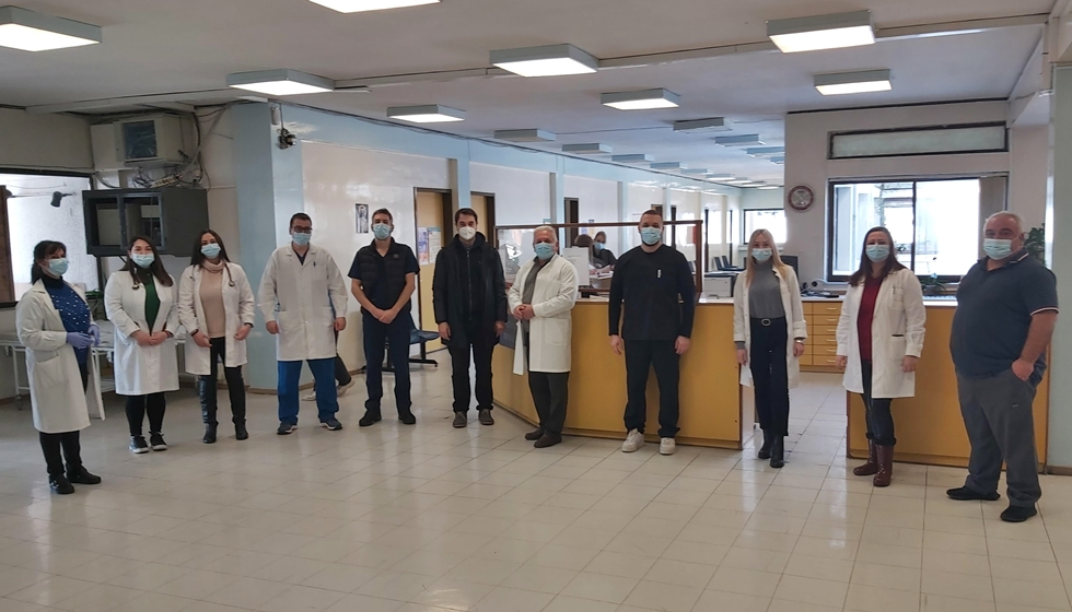Κέντρο Υγείας Καλαμπάκας: Ξεκίνησε την λειτουργία του ως εμβολιαστικό Κέντρο