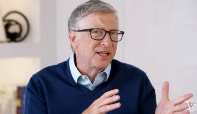 Μπιλ Γκέιτς: Μετά τη δικαίωση για τον κορονοϊό, αυτές είναι οι δύο επόμενες απειλές