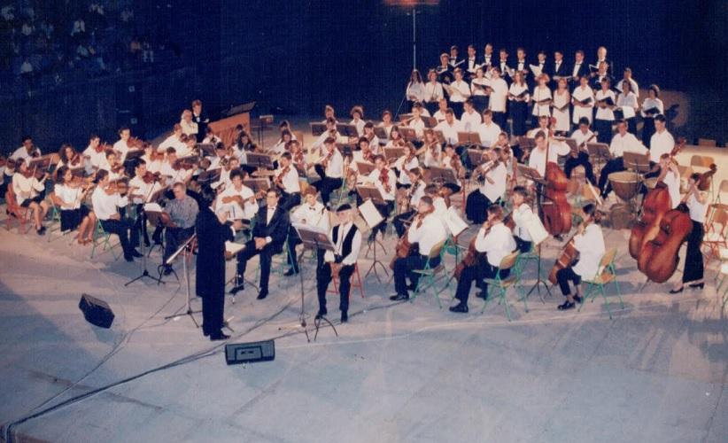 Δημιουργείται η «Θεσσαλική συμφωνική ορχήστρα» του διεθνούς φεστιβάλ Καρδίτσας