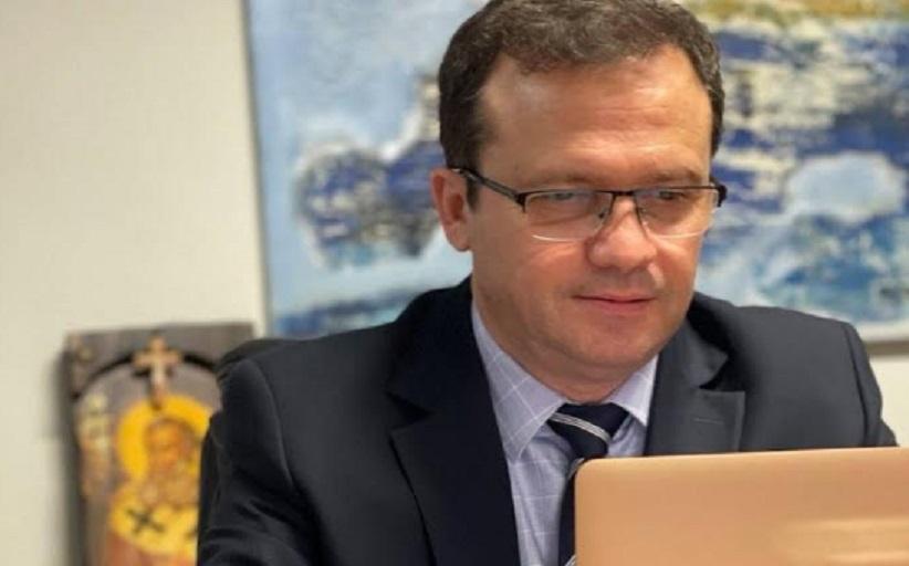 Για το νέο νομοσχέδιο του Υπουργείου Εξωτερικών τοποθετήθηκε ο Θανάσης Λιούτας