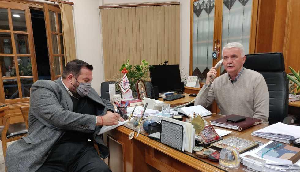 Έκτακτη ενημέρωση για τους μετασεισμούς από το Δήμο Μετεώρων - Συνιστάται προσοχή και ψυχραιμία