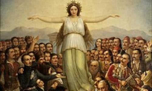 Ομιλία για την 25η Μαρτίου στην ενορία Αγίου Δημητρίου Διάβας