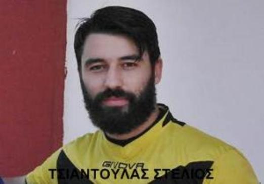 ΑΣ Μετέωρα:   Επέστρεψε στην ποδοσφαιρική του οικογένεια ο Στέλιος Τσιαντούλας - Ευχαριστίες προς τον Βράχο Καστρακίου