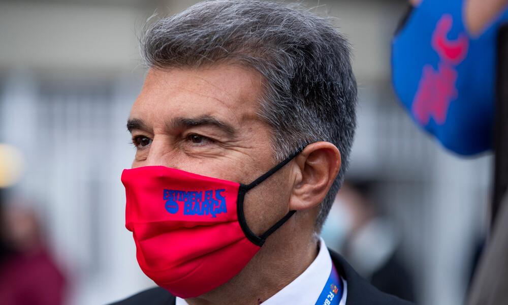 Μπαρτσελόνα: Ξανά πρόεδρος ο Λαπόρτα!