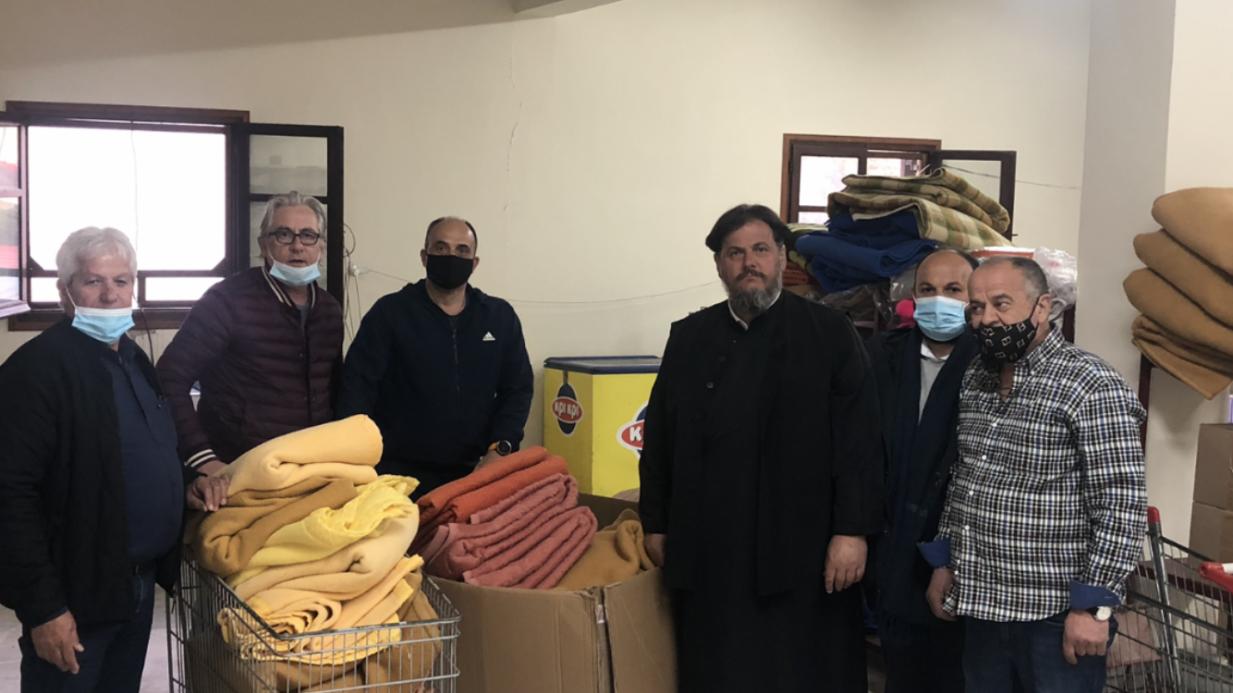 ΕΝΩΣΗ ΞΕΝΟΔΟΧΕΙΩΝ Ν. ΤΡΙΚΑΛΩΝ: Πολύτιμη παροχή βοήθειας στους σεισμοπαθείς στην Ελασσόνα