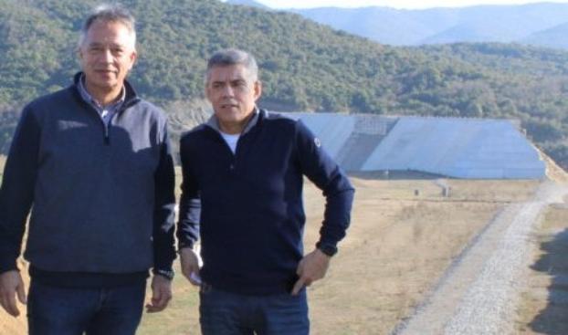 Με νέο έργο 1.300.000 ευρώ ολοκληρώνει  το φράγμα Ληθαίου η Περιφέρεια Θεσσαλίας