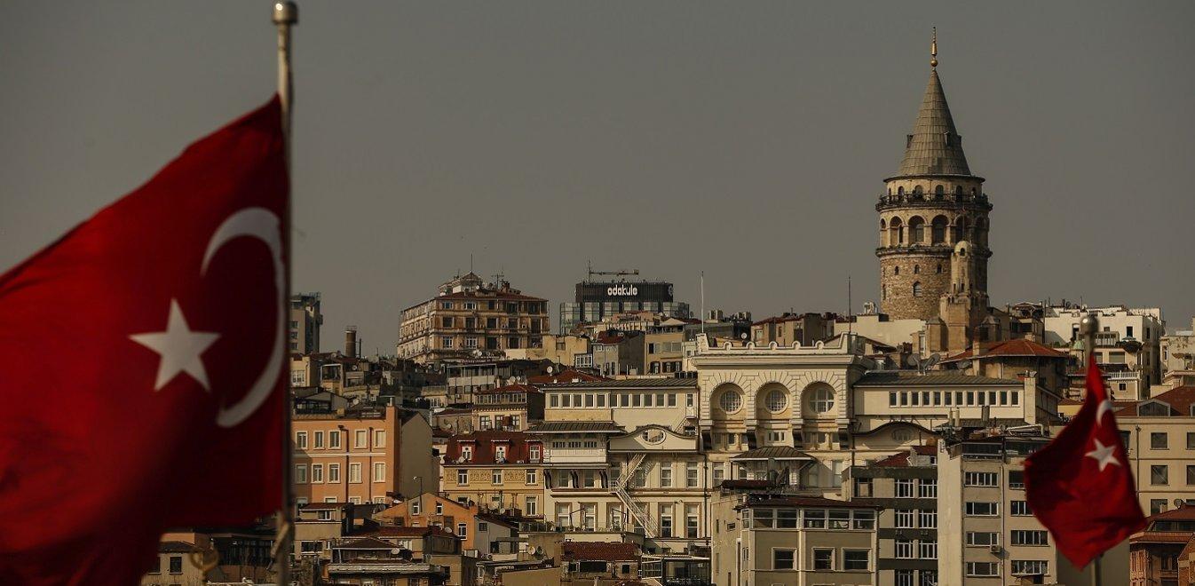Μετατροπή της Κωνσταντινούπολης σε νησί!