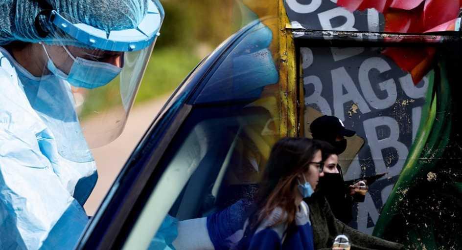 Κορονοϊός: 569 κρούσματα σε Αττική, 130 σε Θεσσαλονίκη, η κατανομή