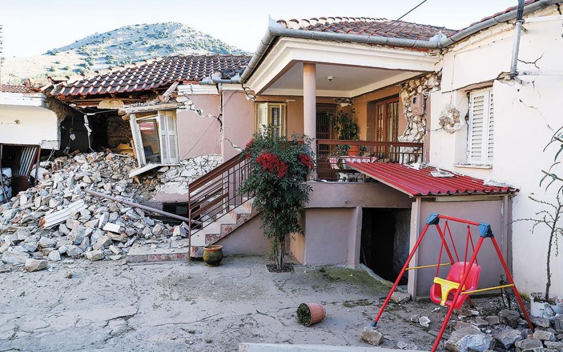 Λύσεις τώρα στα προβλήματα των σεισμόπληκτων