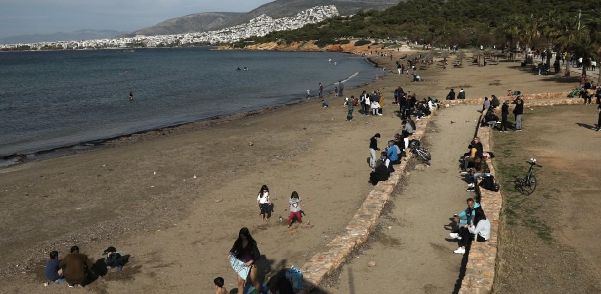Αδειασε η θάλασσα από Σαμοθράκη μέχρι την Σητεία!