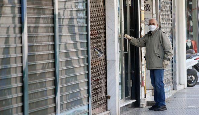 Lockdown: Δεν είναι της παρούσης η συζήτηση για άνοιγμα
