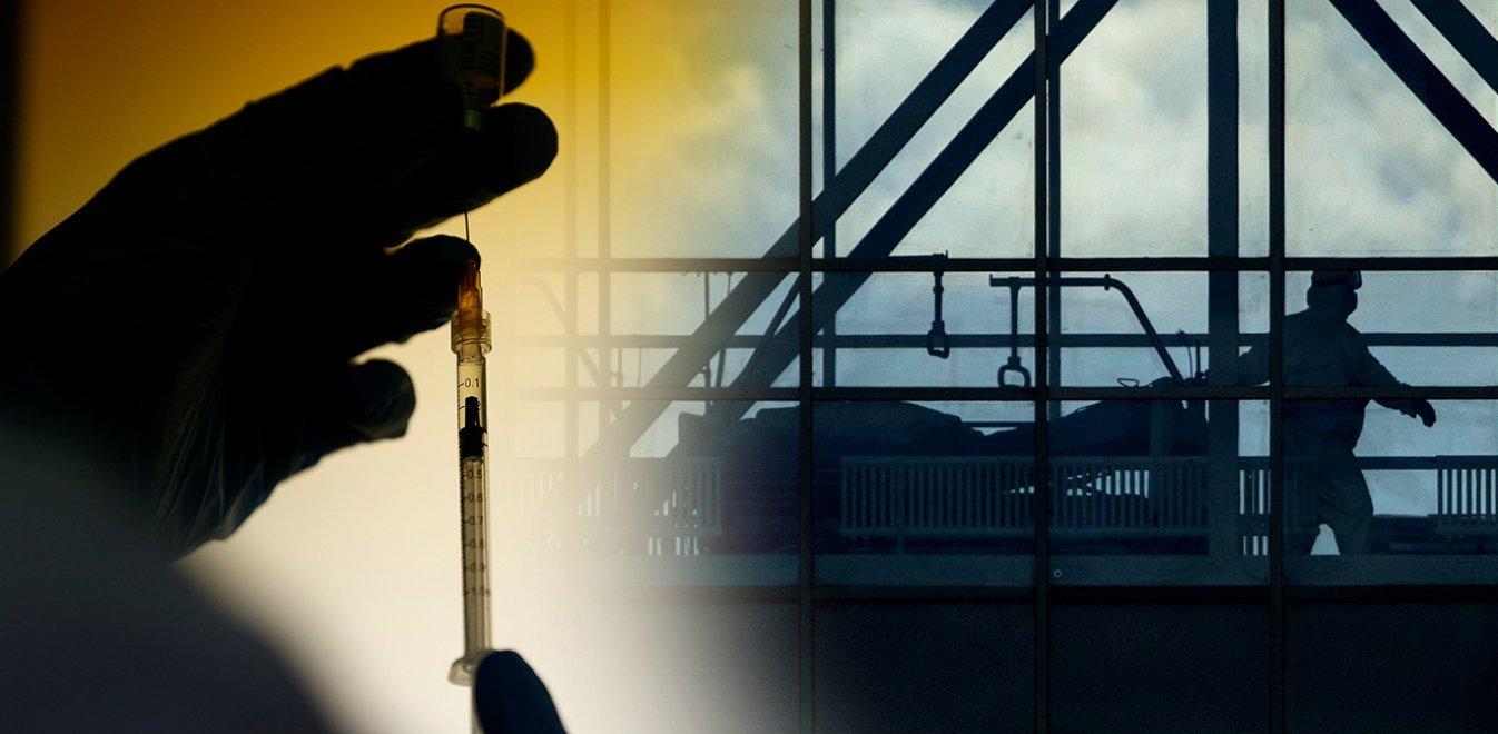 Κορονοϊός: Νέο σύμπτωμα οι πολύωρες στύσεις ασθενών με Covid-19 στις ΜΕΘ