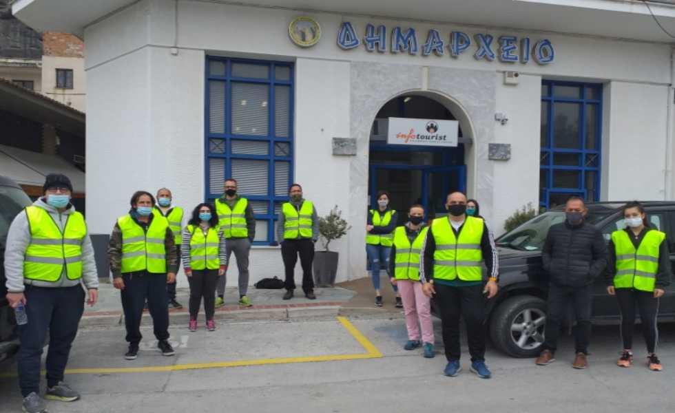 Η Ένωση ξενοδοχείων ν. Τρικάλων σε δράση με άξονα το περιβάλλον...