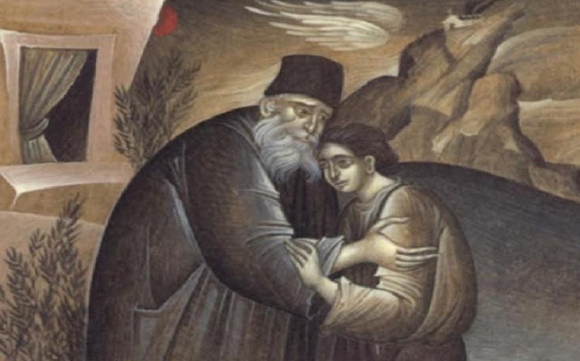 Το Μυστήριο της Εξομολόγησης στην ενορία Αγίου Δημητρίου Διάβας.