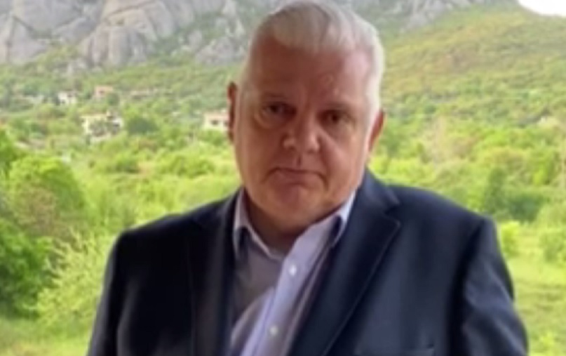 Ευχές του Γιάννη Μπουτίνα Εντεταλμένου Συμβούλου Τουρισμού Περιφέρειας Θεσσαλίας