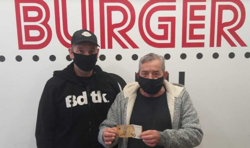 Burgyradiko Lab: 50 ευρώ κληρώθηκαν για έναν τυχερό
