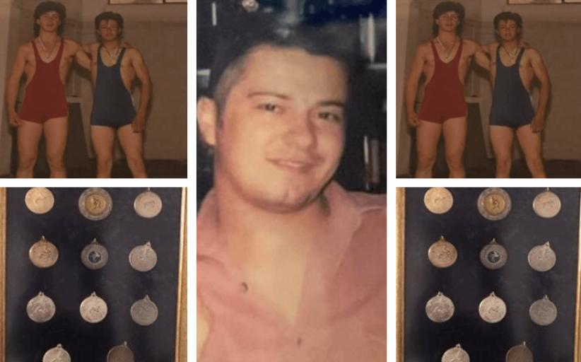 Πόνος και θλίψη στην Οιχαλία: Έφυγε από τη ζωή σε ηλικία 49 ετών ο πρωταθλητής της Πάλης Σάκης Γιαννίκης
