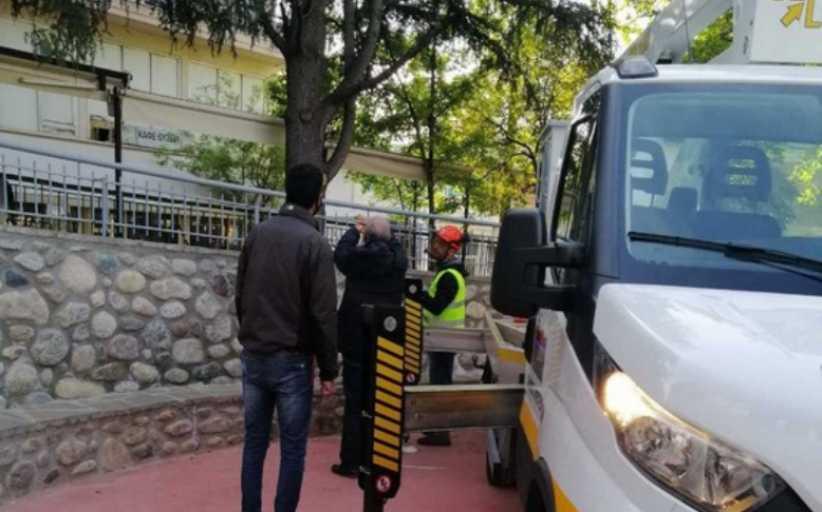 Εργασίες καλλωπισμού ενόψει του Πάσχα από τον Δήμο Μετεώρων
